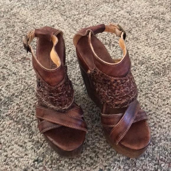 37682ee61b9 Bed Stu Shoes - Bed Stu Petra Teak Driftwood